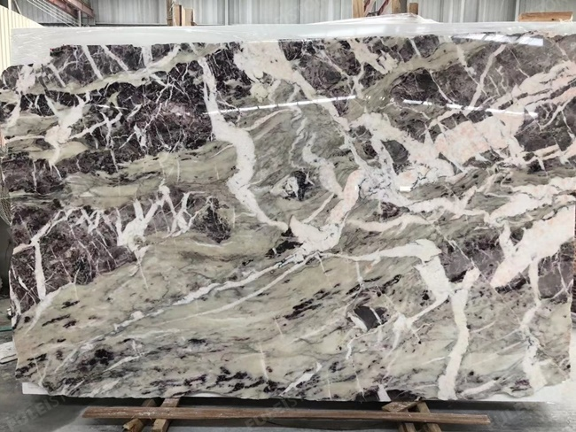 Amazon purple marble big slabs