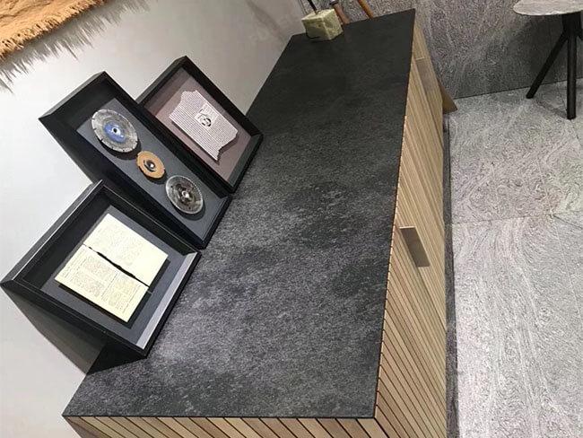 Antiqued Mystic Grey Granite for countertop (3)