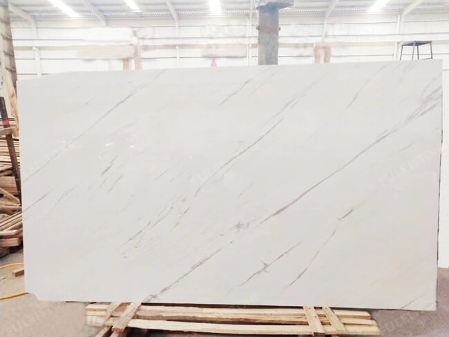 Bianco Sivec White Marble Big Slab-New Quarry