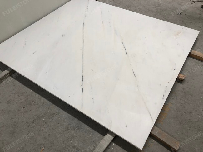 Bianco Sivec White Marble Tiles-New Quarry