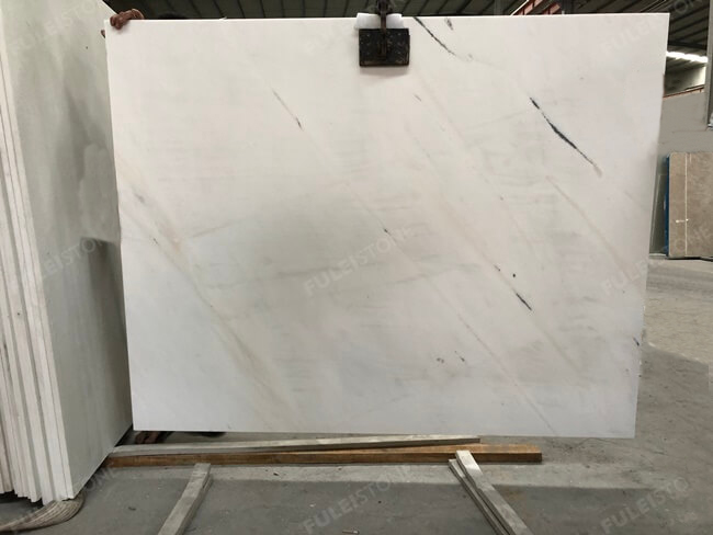 Bianco Sivec White Marble Tiles for Projects-New Quarry