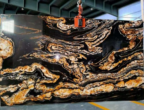 Black Magma Granite