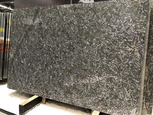 Brushed Meteorus Granite slab (2)