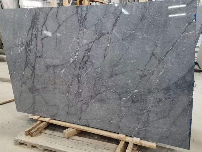 dark china grey marble slabs