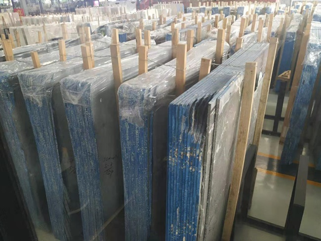 China grey marble in stock