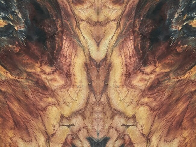 Phoenix Quartzite Bookmatched Veins