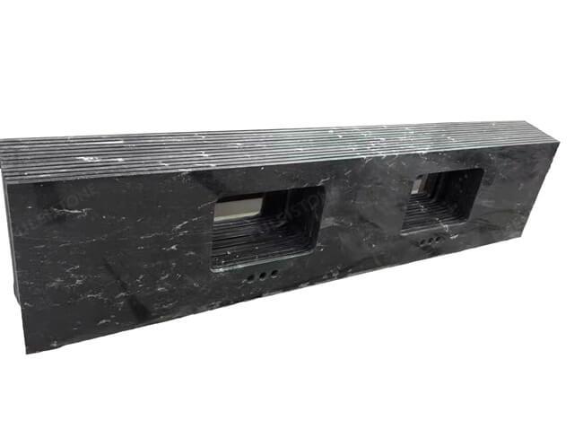 via lactea granite vanity top (1)