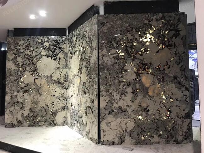 Bookmathced Alpinus granite (12)
