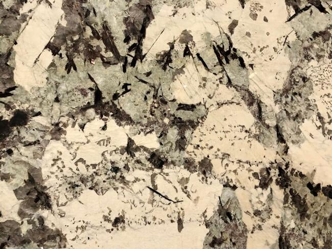 Brazilian Polished Alpinus granite slab (1)