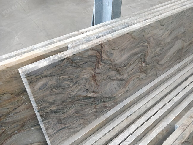 edges polishing of fusion quartzite (2)