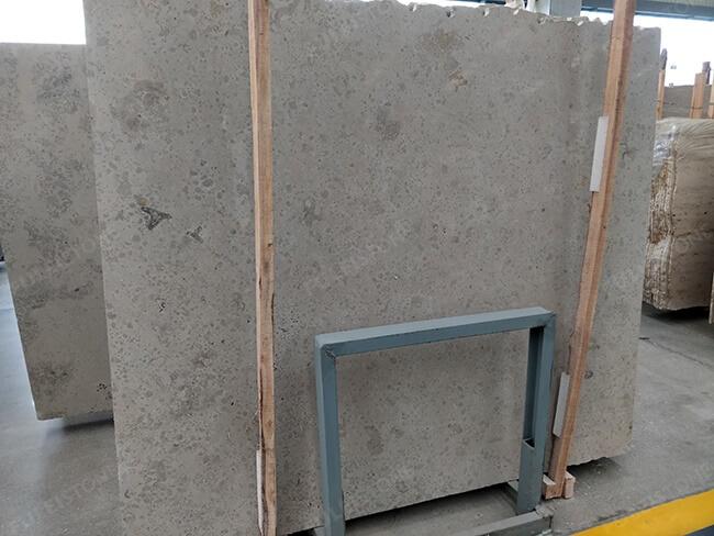 good quality polished jura grey limestone slabs (4)