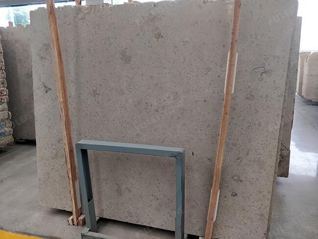 good quality polished jura grey limestone slabs (5)
