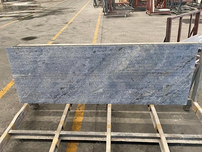 grooved finishing of blue bahia granite (3)
