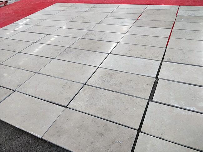 honed jura grey limestone tiles (5)