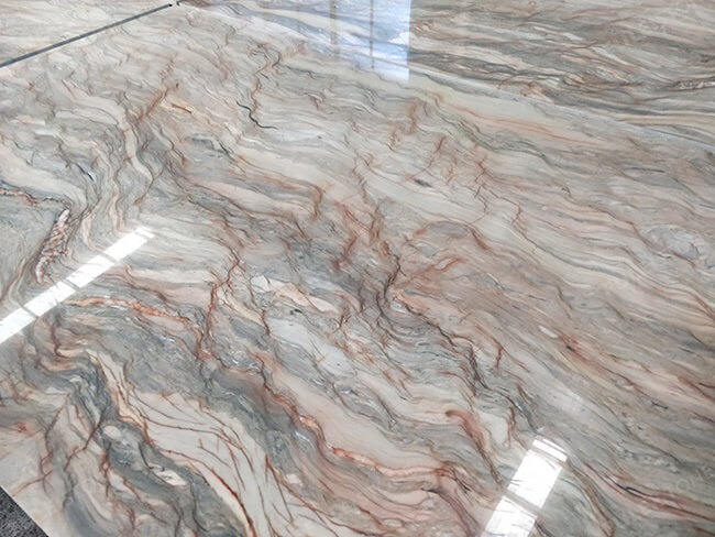 polished big size fusion quartzite tiles (4)