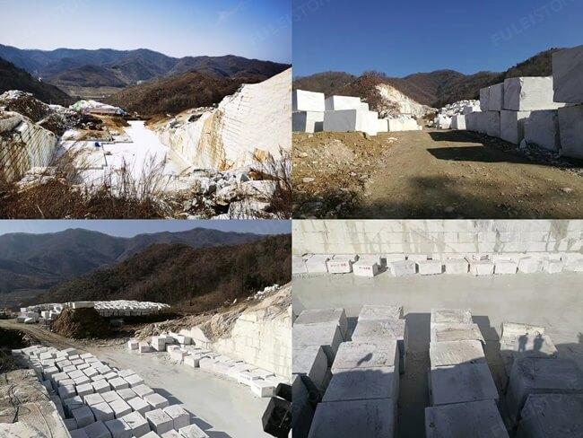 Arabescato Venato Marble Quarry