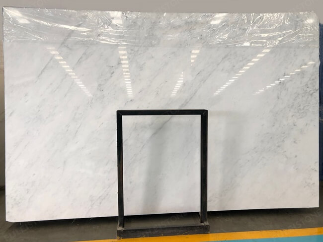 Good Quality Slabs of Asian Statuary Marble (4)