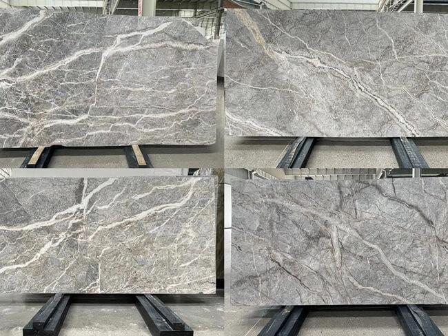Italian Fior Di Pesco Carnico Marble Slabs