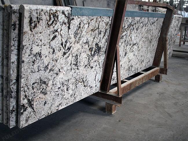 everest white granite kitchen countertops (3)