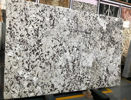 Everest White Granite