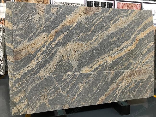 polished kashmir gold granite slabs (4)