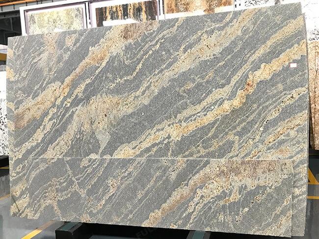 polished kashmir gold granite slabs (6)