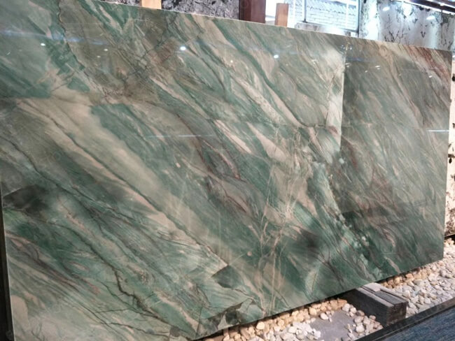 Emerald Quartzite Stone Slabs (1)