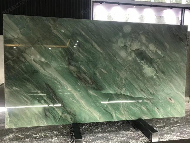 Emerald Quartzite Stone Slabs (2)