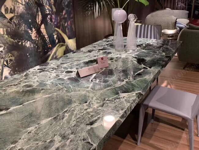 Verde Alpi Marble Countertops