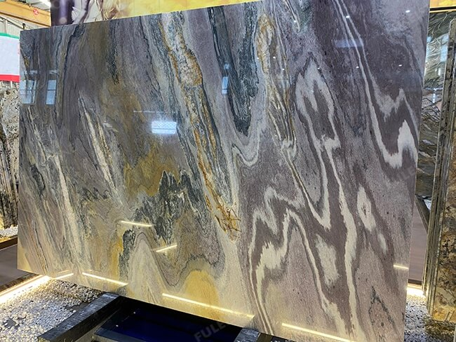 polished aquarella quartzite slabs (2)