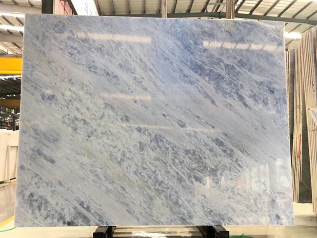 Natural Iceberg Blue stone slab