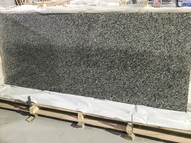 swan white granite countertop for projects