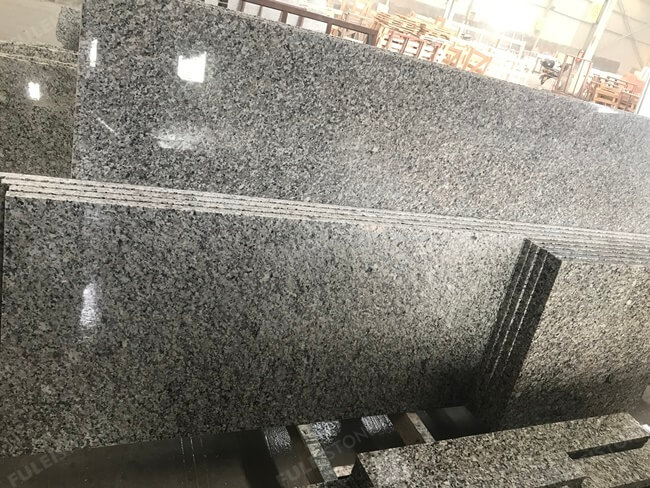 swan white granite countertops