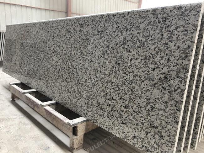 Prefab Bala White Granite Countertop