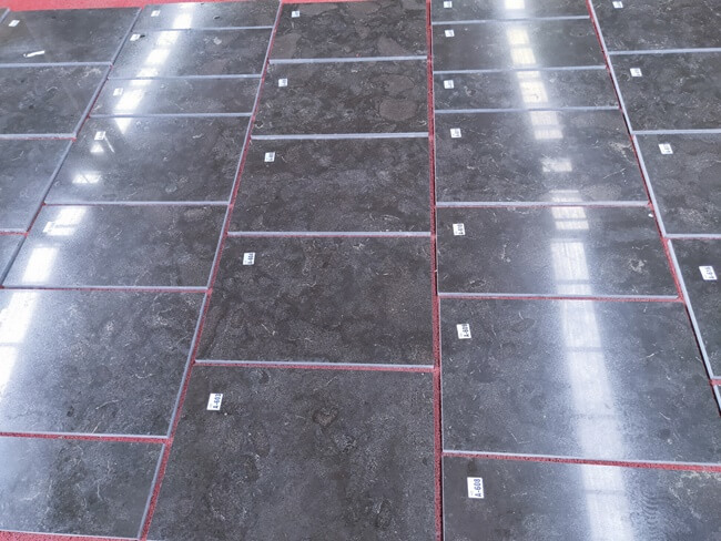 Pietra d` Avola Limestone Cut to Size and Dry Laying (4)