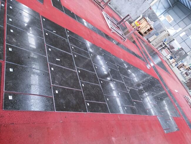 Pietra d` Avola Limestone Sealer Application (5)