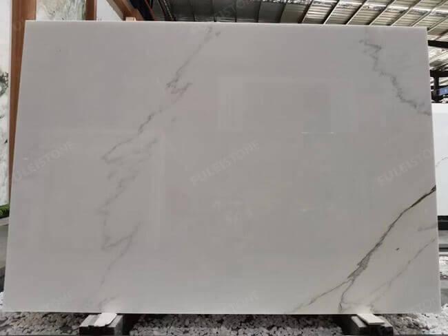 China Calacatta White Marble
