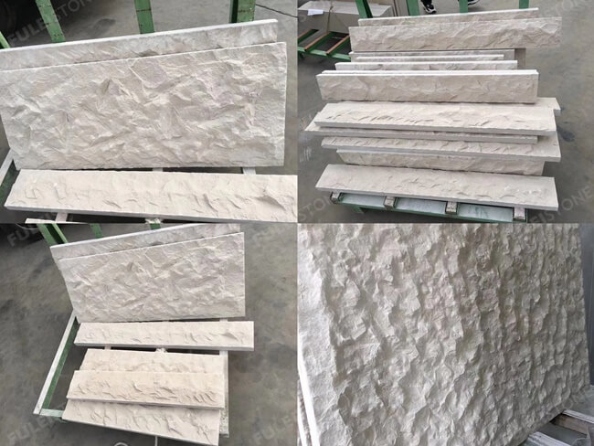 Portugal Limestone Tile-Natural Split